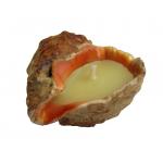 Българска натурална ароматна свещ Лавандулово и Портокалово масло