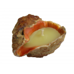 Българско натурална ароматна свещ с Лавандулово  масло