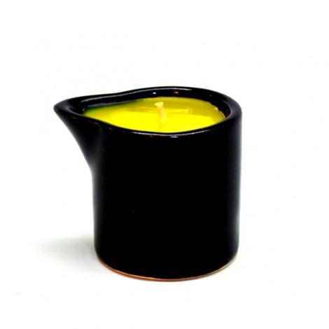 Коледна масажна свещ портокал-канела-карамфил