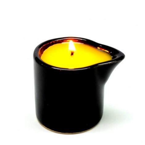 Масажна свещ Мед и Пъпеш